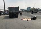 Xe ben cán chết người phụ nữ ở ngã tư điểm đen tai nạn Đồng Nai
