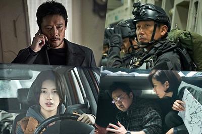 Lee Byung Hun kết hợp với Suzy trong bom tấn thảm họa Hàn Quốc