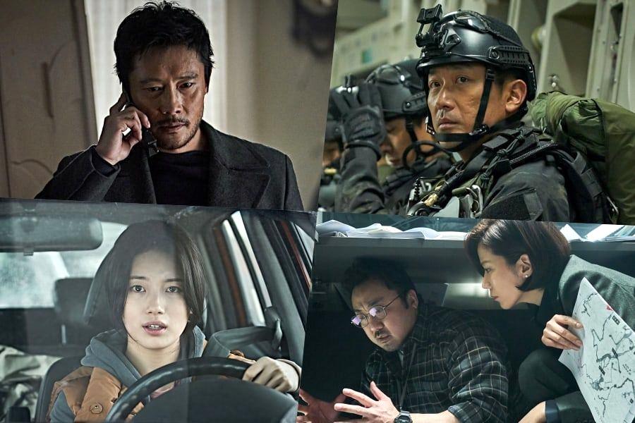 Lee Byung Hun kết hợp với Suzy trong bom tấn thảm họa Hàn Quốc - kết quả xổ số bạc liêu