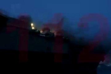 Cháy tàu sân bay duy nhất của Nga