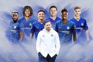 """Chelsea vung tiền, Lampard sắm tân binh """"hàng khủng"""""""