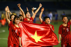 Đội trưởng bóng đá nữ Việt Nam là ứng viên công dân trẻ tiêu biểu TP.HCM