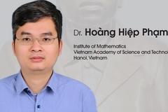 Vietnamese professor honoured with international prestigious math prize