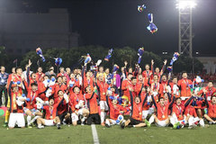 VN young players to practise in S Korea for Asian U23 champs