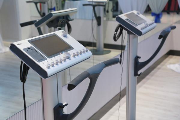 'Điểm cộng' cho máy tập EMS ở 25 FIT