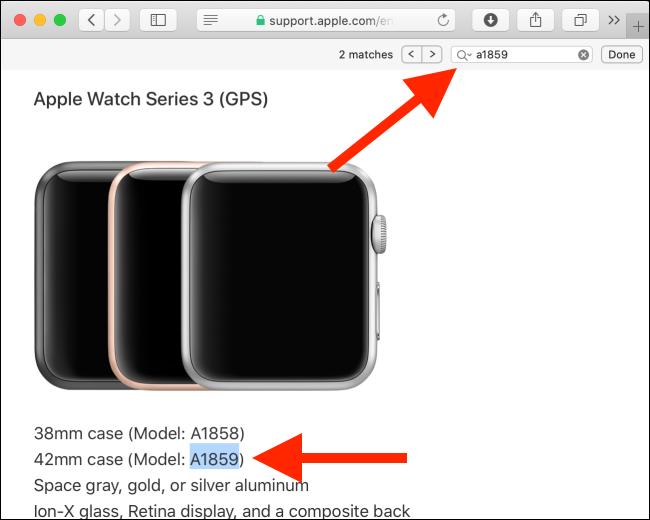 Cách xác định phiên bản Apple Watch bạn đang sử dụng