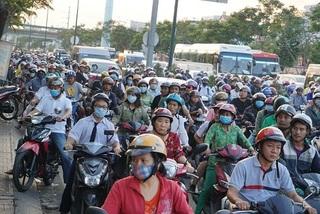 Central HCM City exceeds PM2.5 emissions limits