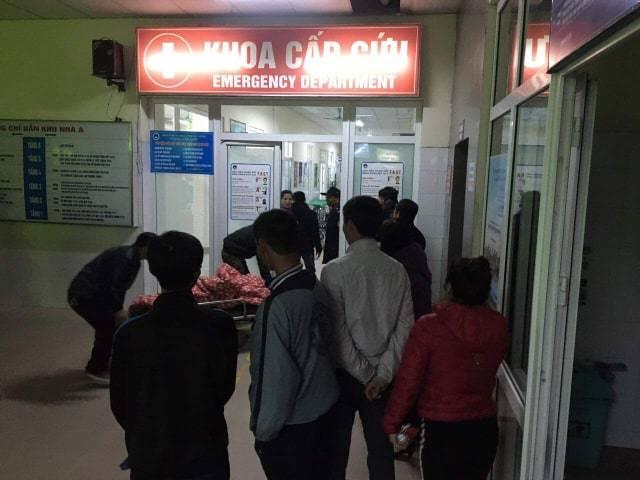 Nổ lớn ở công ty Lilama Hải Dương, 1 người chết, nhiều người bị thương