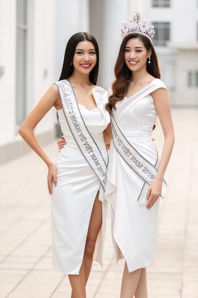 Hoa hậu, Á hậu Hoàn vũ Việt Nam liên tục gặp sự cố sau đêm đăng quang