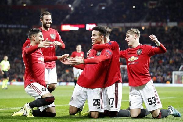 """MU đại thắng """"4 sao"""" hoành tráng ở Europa League"""