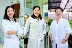 3 nhà khoa học nữ xuất sắc năm 2019 được vinh danh