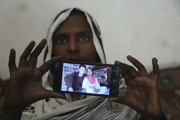 Pakistan,Trung Quốc,buôn người,nạn nhân,môi giới,lạm dụng