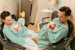 MC Thành Trung đón con sinh đôi đúng ngày U22 Việt Nam vô địch Sea Games