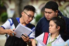 Trường ĐH tuyển sinh từ các kỳ thi quốc tế