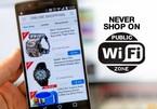 FBI khuyến cáo không dùng Wi-Fi công cộng để mua sắm trực tuyến