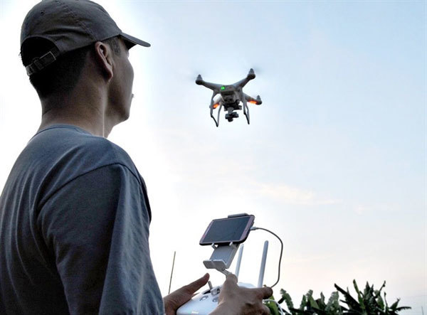 Vietnamese government gets serious about unmanned and ultralight aircraft