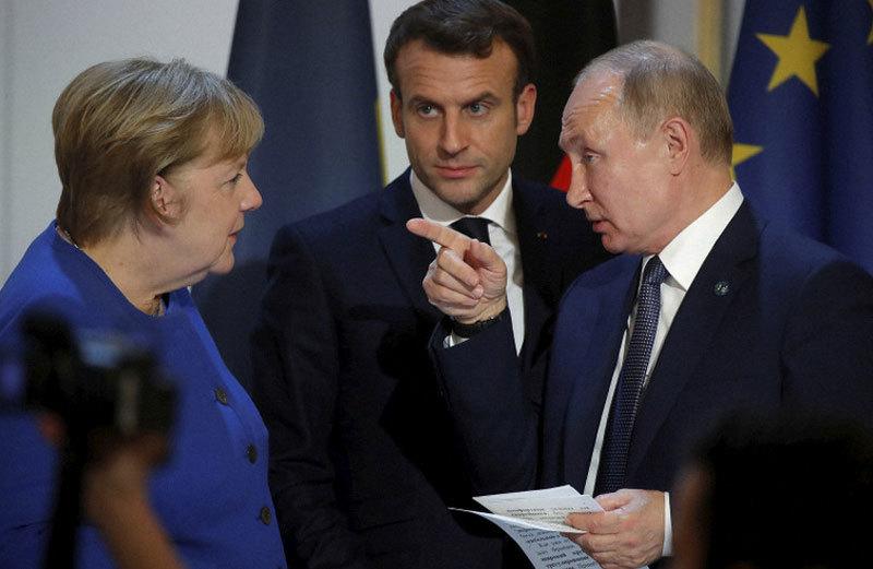 Nga 'ăn miếng trả miếng', trục xuất 2 nhà ngoại giao Đức