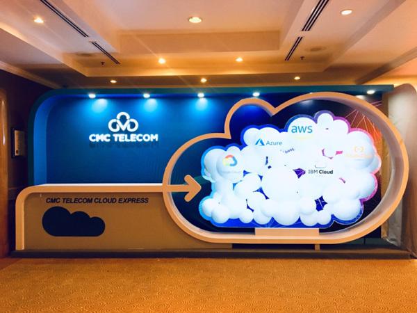 Ra mắt CMC Cloud - nền tảng kết nối trực tiếp Aws, Microsoft, Google
