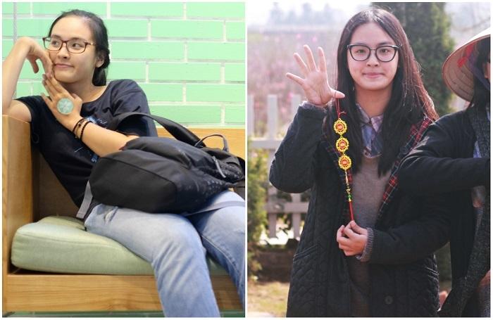 BTV VTV thi Miss Charm từng mũm mĩm, kém sắc thời sinh viên