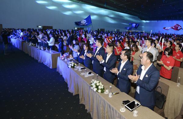 Nhơn Hội New City mở tiệc tri ân các 'chiến binh' kinh doanh