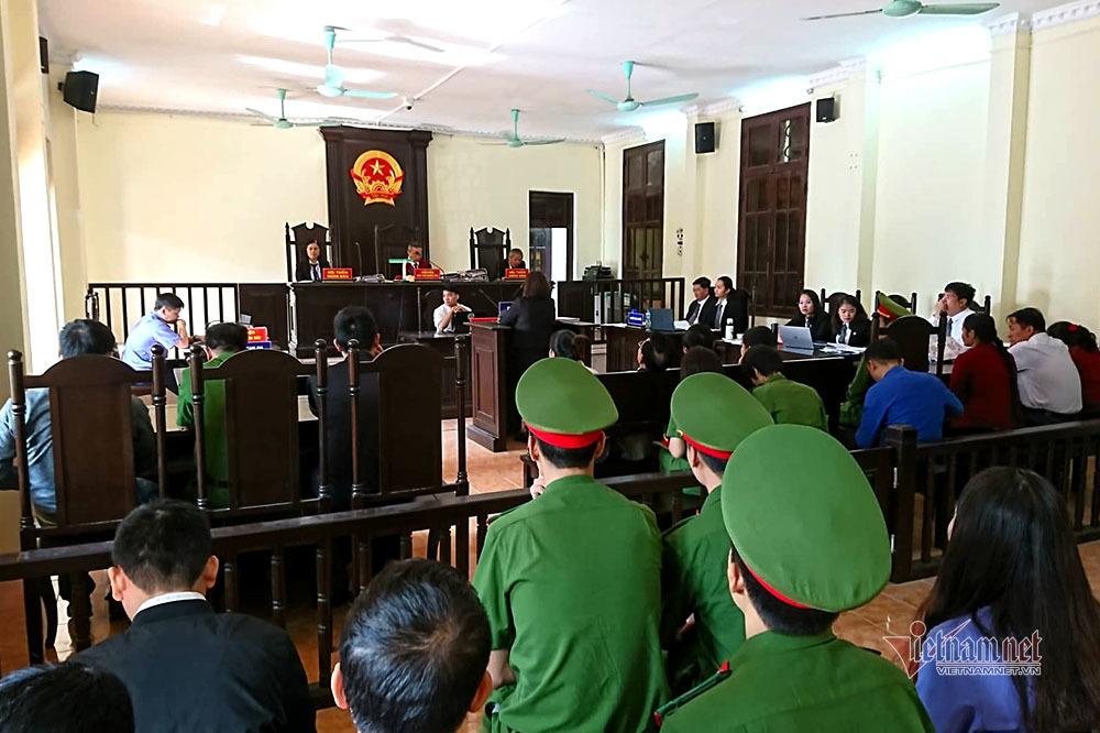 Đại úy kêu oan trong vụ án lạ lùng ở Vĩnh Phúc