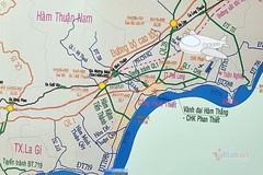 Bình Thuận xây dựng hàng loạt đường mới kết nối cao tốc Phan Thiết - Dầu Giây