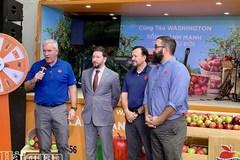 Vietnam fifth largest consumer of US apples