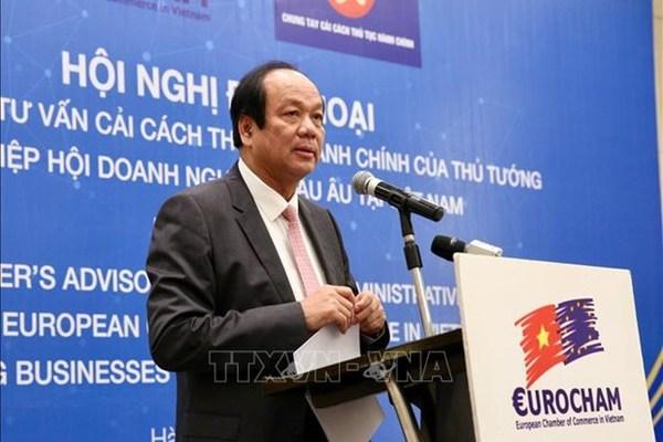 Vietnam pledges to further enhance administrative reform