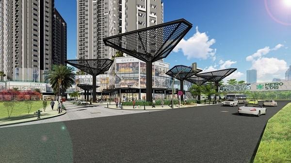 Giới đầu tư trông đợi khu shophouse Metro Star quận 9