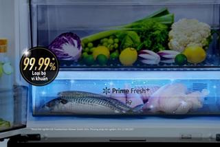 Tủ lạnh tích hợp công nghệ diệt khuẩn mới 'được lòng' người dùng