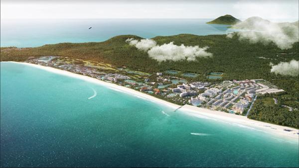 Bất động sản Phú Quốc cất cánh nhờ đòn bảy hạ tầng