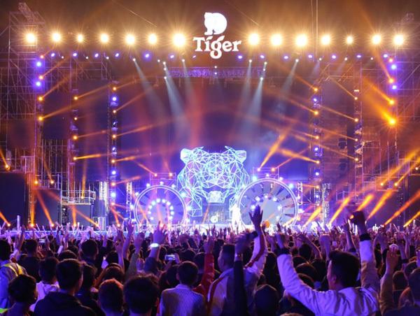 Tỏa sáng trên sân khấu Tiger Remix 2020, tại sao không?