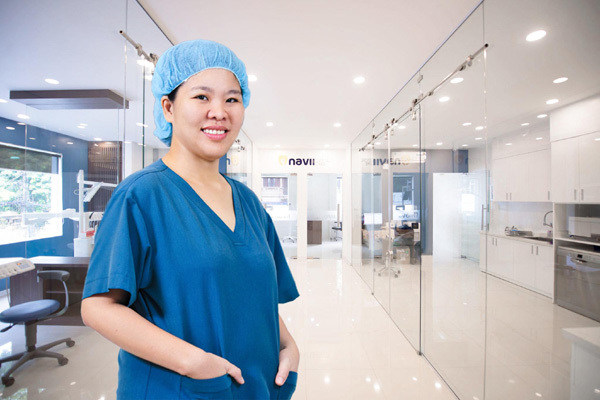 A visit to Hanoi's biggest dental clinic - Navii Dental Care