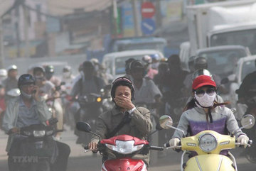 Air quality in the north continues to worsen