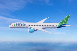 Bamboo Airways đặt tên cho chiếc máy bay Boeing 787-9 Dreamliner đầu tiên