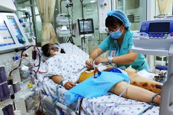 Cứu bé gái rối loạn nhịp tim trong tình cảnh  thập tử nhất sinh