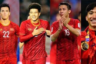 Four Vietnamese footballers named in Best 11 of SEA Games