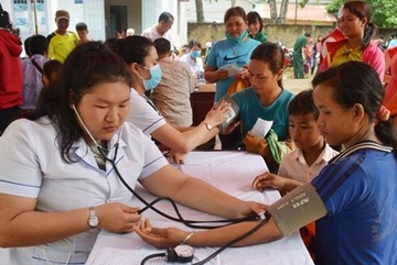 VN ensures every citizen's right to be protected and access to healthcare