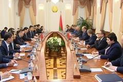 Việt Nam, Belarus cùng hỗ trợ sản xuất ô tô vận tải