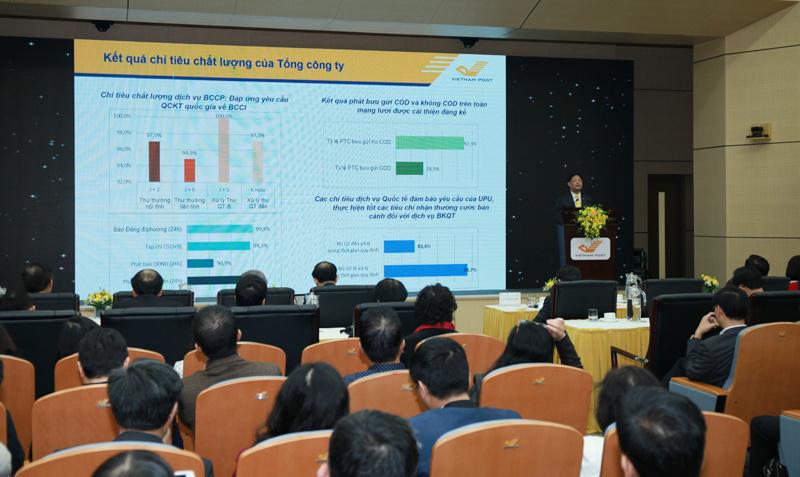 Tăng trưởng hơn 22%, Vietnam Post nhắm đích lãi trước thuế 633 tỷ năm 2020