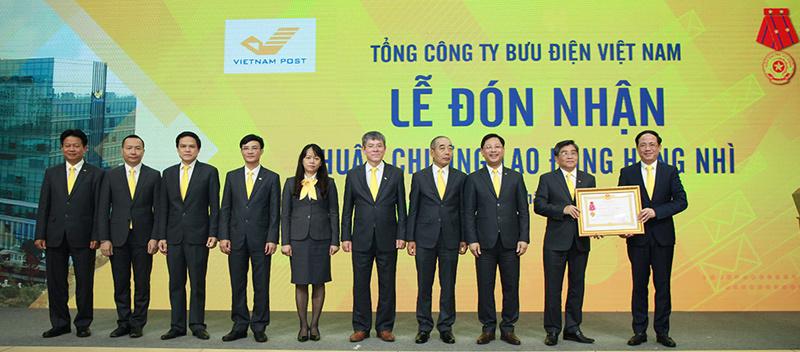 Tăng trưởng hơn 22%, Vietnam Post nhắm đích lãi trước thuế 633 tỷ năm 2020 - xs thứ tư