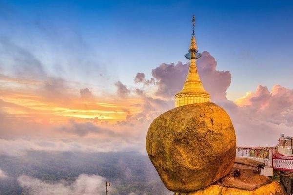 6 đền, chùa có kiến trúc độc lạ bậc nhất châu Á