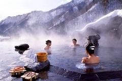 Trải nghiệm tắm nước nóng chung ở Nhật Bản