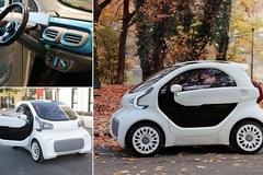 Yoyo - mẫu xe điện in 3D độc đáo đầu tiên trên thế giới