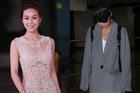 'Á hậu cướp chồng' khóc, cúi đầu xin lỗi khi về Hong Kong