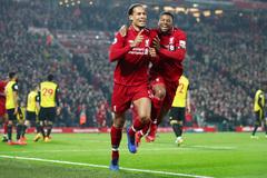 Trực tiếp Liverpool vs Watford: Đẳng cấp chênh lệch