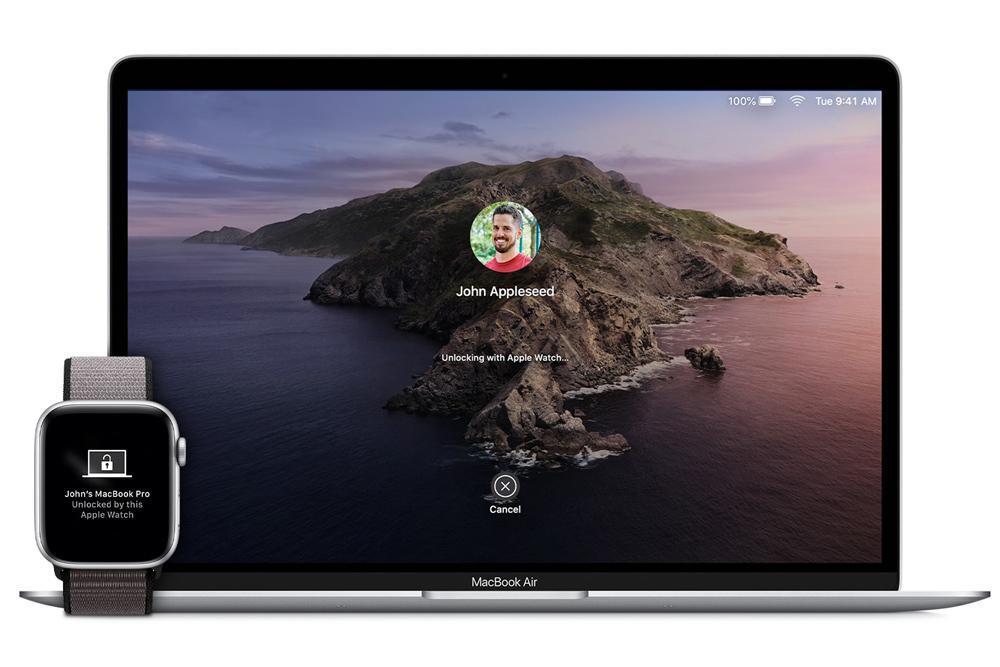 Cách mở khóa máy Mac bằng Apple Watch