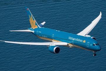 Máy bay Vietnam Airlines hạ cánh khẩn cấp tại Ấn Độ để cấp cứu hành khách