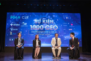 'Biệt đội giải cứu doanh nghiệp' từ sự kiện CEO 1000