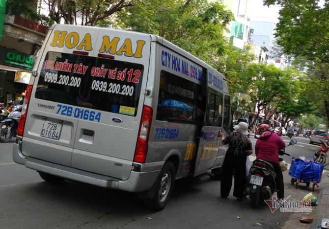Nơi nào của Sài Gòn đội sổ loại hình 'bến cóc, xe dù'